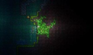 緑色の鉱石(クロロファイト鉱石)が掘れない