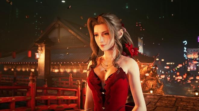 【FF7リメイク】ティファとエアリスのドレス姿が可愛すぎるとSNS上で話題
