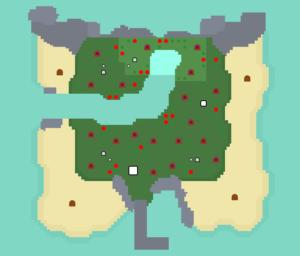 離島⑩:果物の島