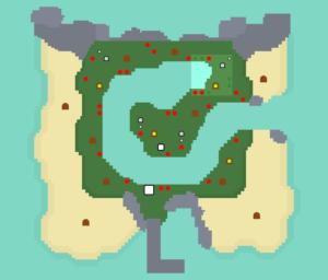 離島⑪:カールの島