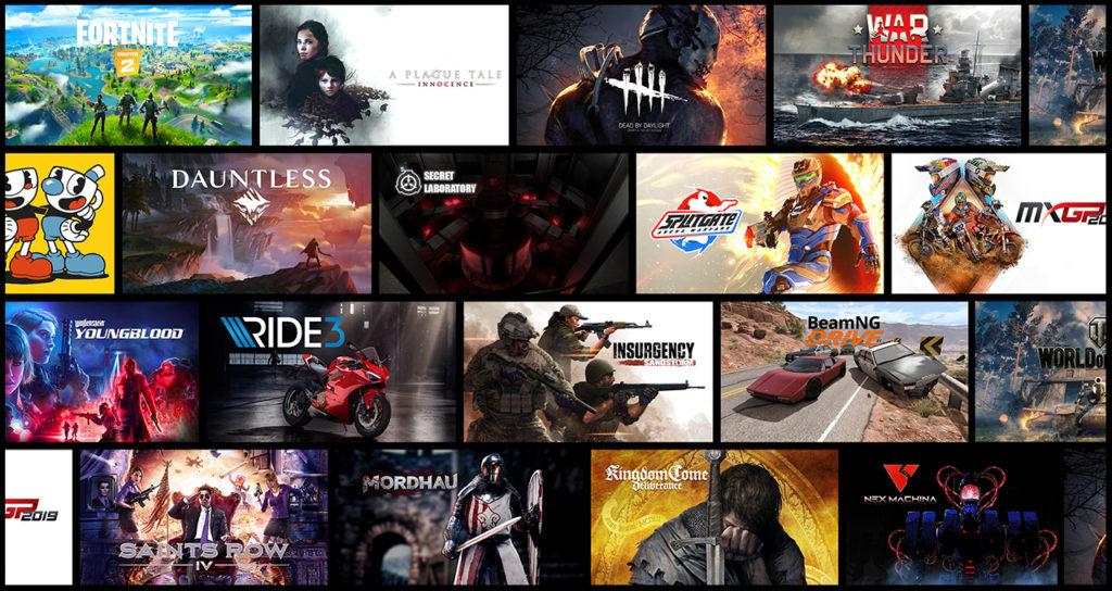 Geforce nowでプレイできるゲームタイトル一覧!おすすめタイトルはこれだ!