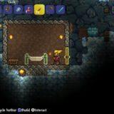 【スイッチ版テラリア】リスポーン地点を変えたい!洞窟の中にリス地をつくる&設定する方法!