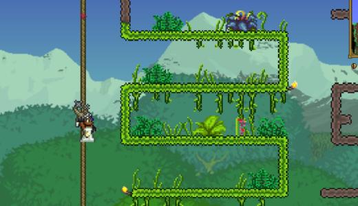 【テラリア】ムーングロウの栽培方法!これでムーングロウには困らなくなります