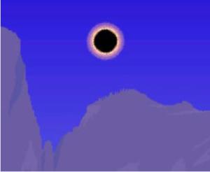【テラリア】日食の起こし方・条件!日食を効率的に起こす方法